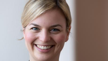 Katharina Schulze ist Fraktionschefin der Grünen im bayerischen Landtag. Jetzt hat sie ein Buch geschrieben.