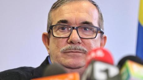 Rodrigo Londoño war der Oberkommandierende der linken Guerilla.