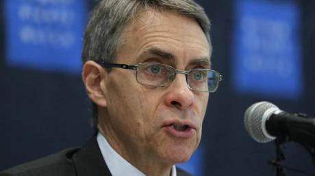 Kenneth Roth wollte eigentlich am Dienstag in Hongkong den Jahresbericht der Menschenrechtsorganisation Human Rights Watch vorstellen.