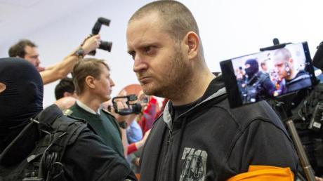 Zwei Jahre nach dem Journalisten-Mord in der Slowakei hat der Angeklagte Miroslav M. die Tat gestanden.