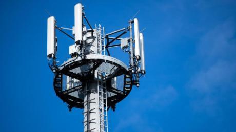 Mobilfunkmast: Die Grünen wollen ein Recht auf lückenlose Mobilfunkabdeckung durchsetzen.