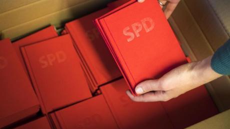 Die SPDhat im vergangenen Jahr fast 20.000 Mitglieder verloren.