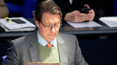 Andreas Scheuer: Wie lange bleibt er noch im Ministeramt?