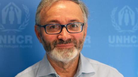 Vincent Cochetel ist der Sonderbeauftragte des UNHCR für das zentrale Mittelmeer.
