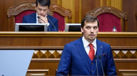 Alexej Gontscharuk hat nach umstrittenen Äußerungen über Präsident Selenskyj seinen Rücktritt eingereicht.