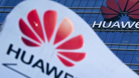 Unter Spionageverdacht:Der chinesische Telekomausrüster Huawei.