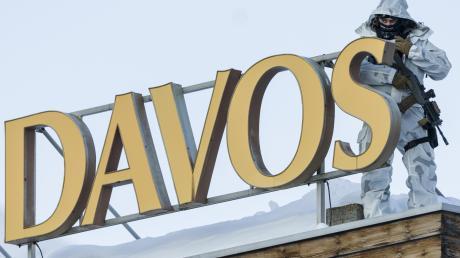 Das Weltwirtschaftsforum in Davos gehört zu den am besten bewachten Treffen.