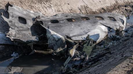 Alle 176Menschen an Bord waren beim Abschuss des ukrainischen Passagierflugzeugs ums Leben gekommen.