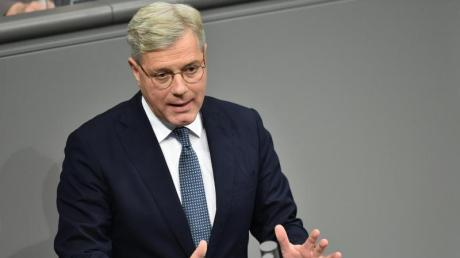 «Erschreckende Einfältigkeit» - CDU-Außenexperte Norbert Röttgen reagierte mit scharfer Kritik auf die Äußerungen von Grünen-Chef Robert Habeck zu Donald Trump.