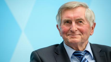 AloisGlück (CSU) feiert seinen 80. Geburtstag.