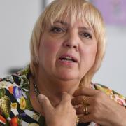 Claudia Roth ist seit 2013 Bundestagsvizepräsidentin.