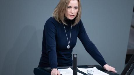 Verena Hartmann verlässt die AfD-Bundestagsfraktion und die Partei.