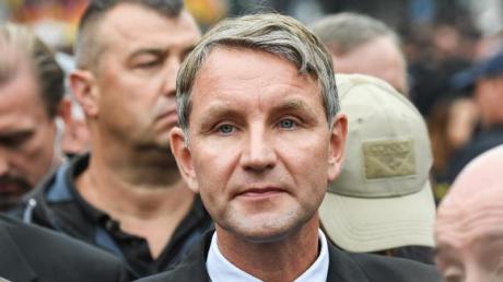 Der Thüringer AfD-Landesvorsitzende Björn Höcke gilt als Rechtsaußen in der Partei.
