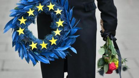 Es ist tatsächlich soweit: Die Briten treten aus der EU aus.