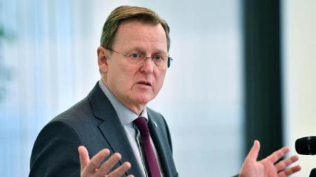 Bodo Ramelow will sich im Erfurter Landtag zur Wiederwahl stellen.