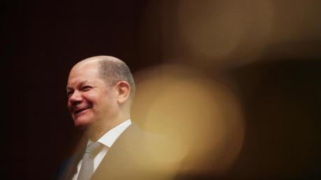 Knausrig von Berufs wegen: Finanzminister Olaf Scholz.