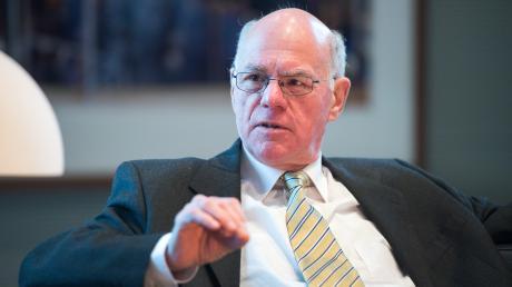 Ex-Bundestagspräsident Norbert Lammert: Die jungen Menschen künftiger Generationen würden mit Fassungslosigkeit reagieren, wenn es die Erinnerungsorte nicht mehr gäbe.