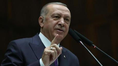 «Je mehr sie unsere Soldaten angreifen, umso höher wird der Preis, den sie bezahlen»: Recep Tayyip Erdogan.