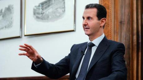 Syriens Machthaber Baschar al-Assad.