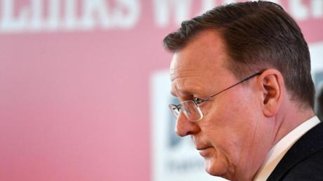 Bodo Ramelow könnte wieder Ministerpräsident von Thüringen werden - doch sicher ist seine Wahl keineswegs.