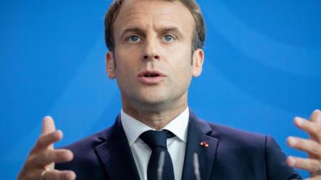 Frankreichs Präsident Emmanuel Macron hat seine französische Regierung ausgetauscht.