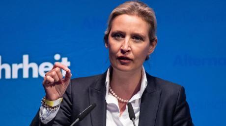 Alice Weidel weiß, wie stark das rechtsextreme Lager auch in der Südwest-AfD ist.