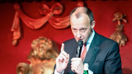 Friedrich Merz will CDU-Chef und Kanzlerkandidat werden.