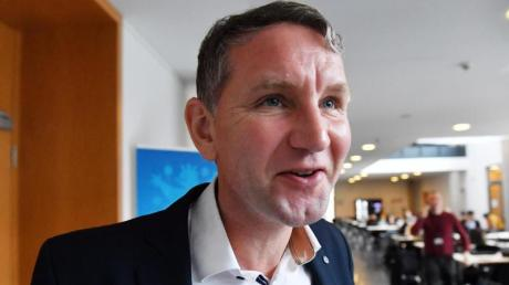 Wortführer des völkisch-nationalen «Flügels» der AfD: Björn Höcke.
