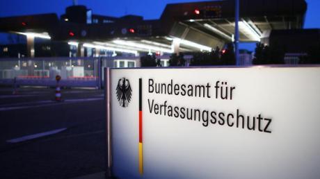 Das Bundesamt für Verfassungsschutz in Köln.