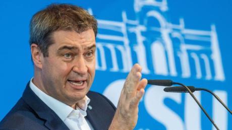 """""""Die CDU sollte darauf achten, dass sie durch lange Verfahren nicht in eine ähnliche Lage kommt wie die SPD"""", sagte zuletzt Markus Söder."""