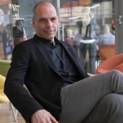 Gianis Varoufakis, früherer Finanzminister von Griechenland, droht mit der Veröffentlichung heimlicher Mitschnitte.
