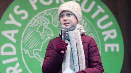"""Greta Thunberg hat die weltweite Bewegung """"Fridays for future"""" inspiriert."""