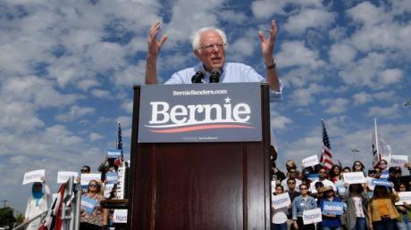 Senator Bernie Sanders hat in Nevada deutlich gewonnen.