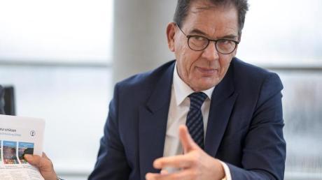 Bundesentwicklungsminister Gerd Müller möchte die Gesundheitsinfrastruktur in Entwicklungsländern stärken.