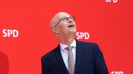 HamburgsBürgermeister Peter Tschentscher war der klare Sieger der Wahl am vergangenen Wochenende.