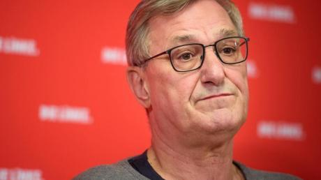 Linke-Parteichef Bernd Riexinger: «Meine Reaktion hätte sehr viel unmissverständlicher sein müssen.».