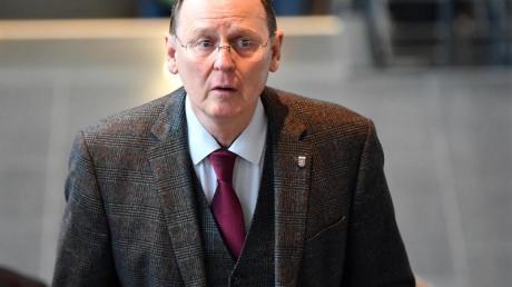 Kann sich nicht sicher sein, wirklich zum Ministerpräsidenten von Thüringen gewählt zu werden: Bodo Ramelow.