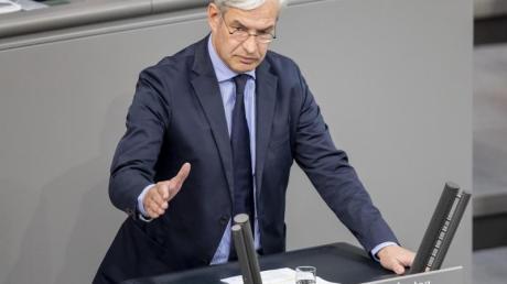 CDU-Innenpolitiker Mathias Middelberg: «Wir haben im Koalitionsvertrag vereinbart, dass wir Zuwanderung steuern wollen.».