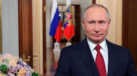 Wladimir Putin, Präsident vonRussland, lässt die Verfassung des Landes ändern.