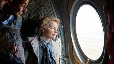 Als EU-Kommissionspräsidentin steht Ursula von der Leyen vor unerwarteten Problemen.