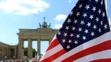 Laut einer aktuellen Umfrage hält nur jeder dritte Deutsche die Beziehungen zu den USAfür gut.