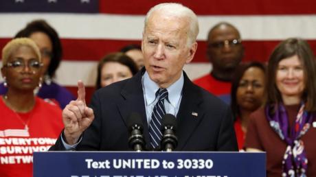 Joe Biden ist auf dem besten Weg, als Präsidentschaftskandidat der Demokraten nominiert zu werden.