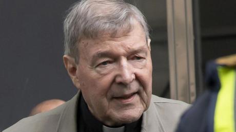 Kardinal George Pell.