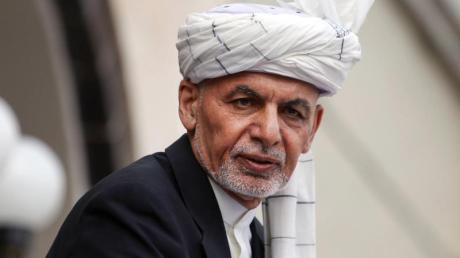 Der afghanische Präsident Aschraf Ghani.