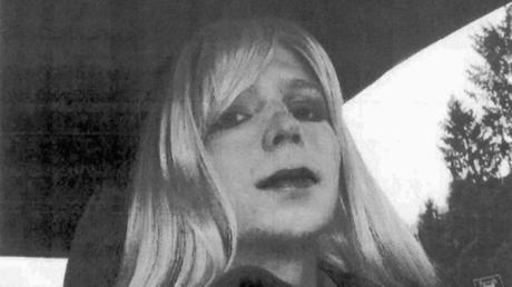 Die ehemalige Wikileaks-Informantin Chelsea Manning (undatierte Aufnahme) mit Perücke.