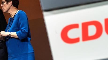 Die CDU legt in aktuellen Umfragen zu.