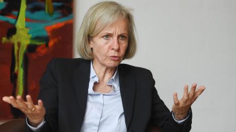 Hat Respekt davor, wie die Politiker mit der Virus-Krise umgehen: die Direktorin der Akademie für Politische Bildung in Tutzing, Ursula Münch.