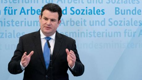 «Ich will, dass die Grundrente zum 1.1.2021 in Kraft tritt»: Bundesarbeitsminister Hubertus Heil.
