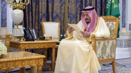 Salman bin Abdelasis al-Saud, König von Saudi-Arabien, soll die Videoschalte der G20-Staats- und Regierungschefs leiten.