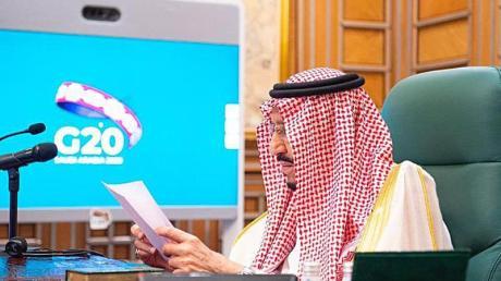 Salman bin Abdelasis al-Saud, König von Saudi-Arabien, hat zu dem Video-Sondergipfel der Staats- und Regierungschefs der führenden Industrie- und Schwellenländer (G20) eingeladen.